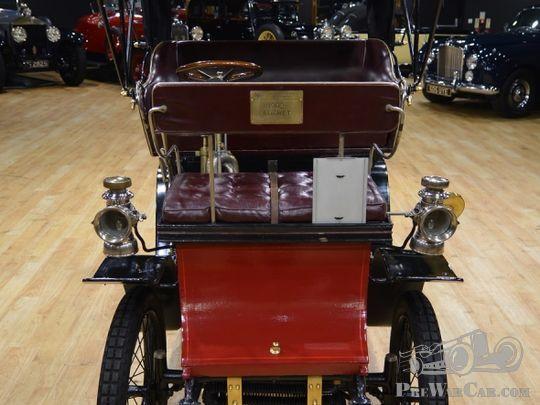Rochet 1902 Rochet 4 1/2hp Vis a Vis vis a vis 1902 for sale