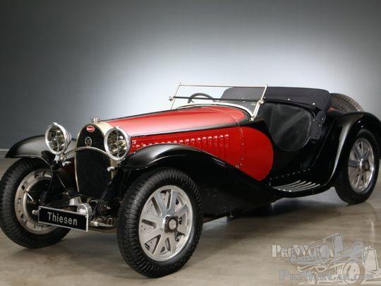 car bugatti type 55 1931 for sale - prewarcar