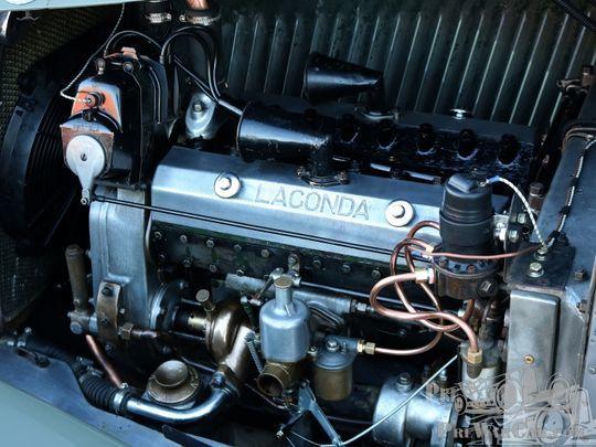 Lagonda 2Litre Continental \\'Speed\\' 3 Position Drophead Coupe Vandenplas 1933 for sale