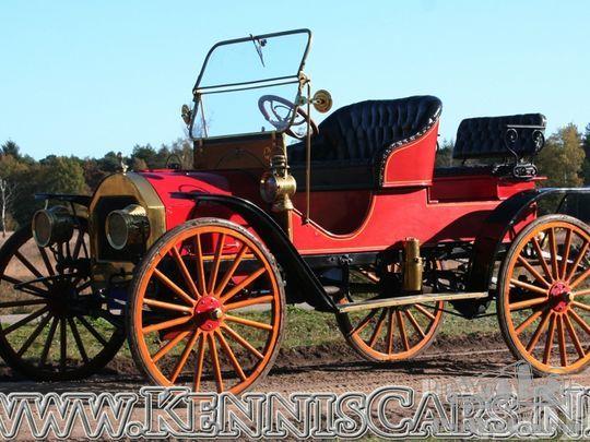 Fuller 1909 Fuller model 25 Highwheeler Roadster Roadster 1909 for sale