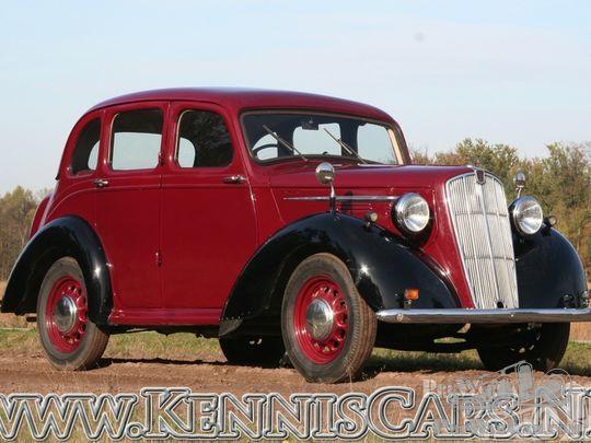 Morris Ten Saloon 1939 for sale