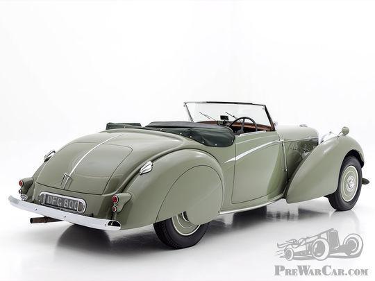 Car Lagonda Lg6 Rapide 1939 For Sale Prewarcar