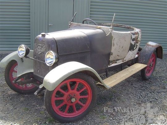 Fiat 501 Tourer 1923 for sale