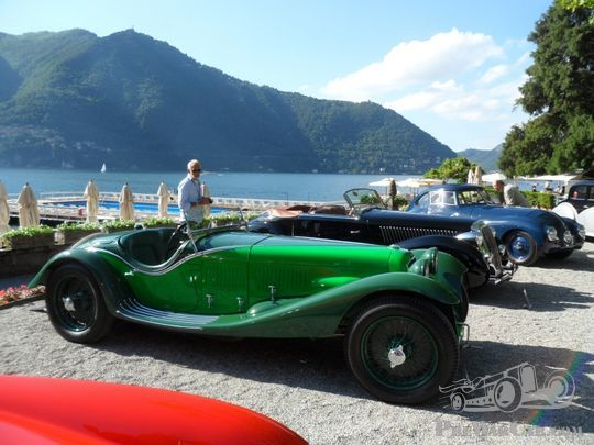 An Aprile mystery at Villa d'Este 2014