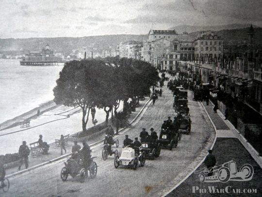 Motoring events to remember: Nice, France