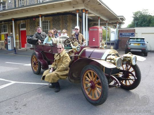 Motoring events to remember: The Ellis Journey 1895 – 2017