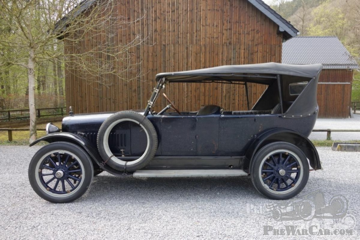 Car Hudson Super Six 1920 for sale - PreWarCar