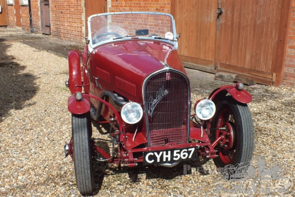 Car Fiat 508s Coppa d'Oro with FIA Papers 1935 for sale