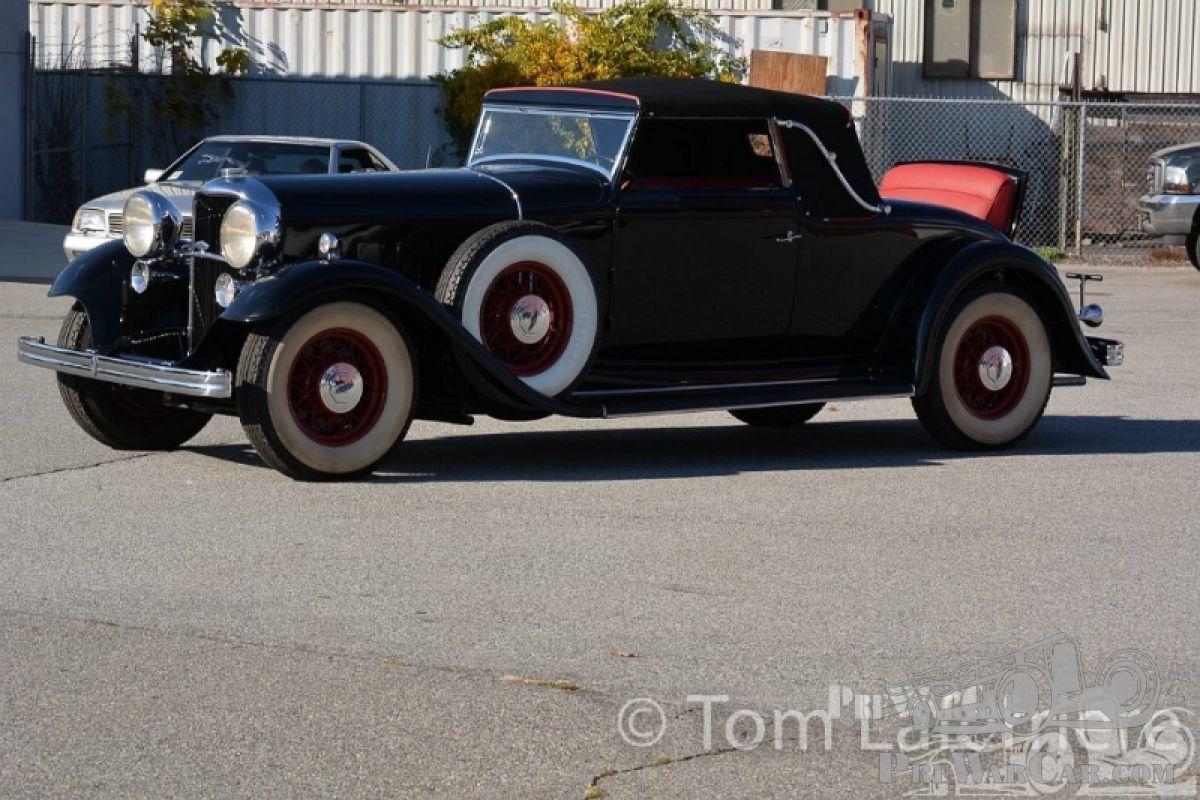 Car Lincoln kb 1932 for sale - PreWarCar