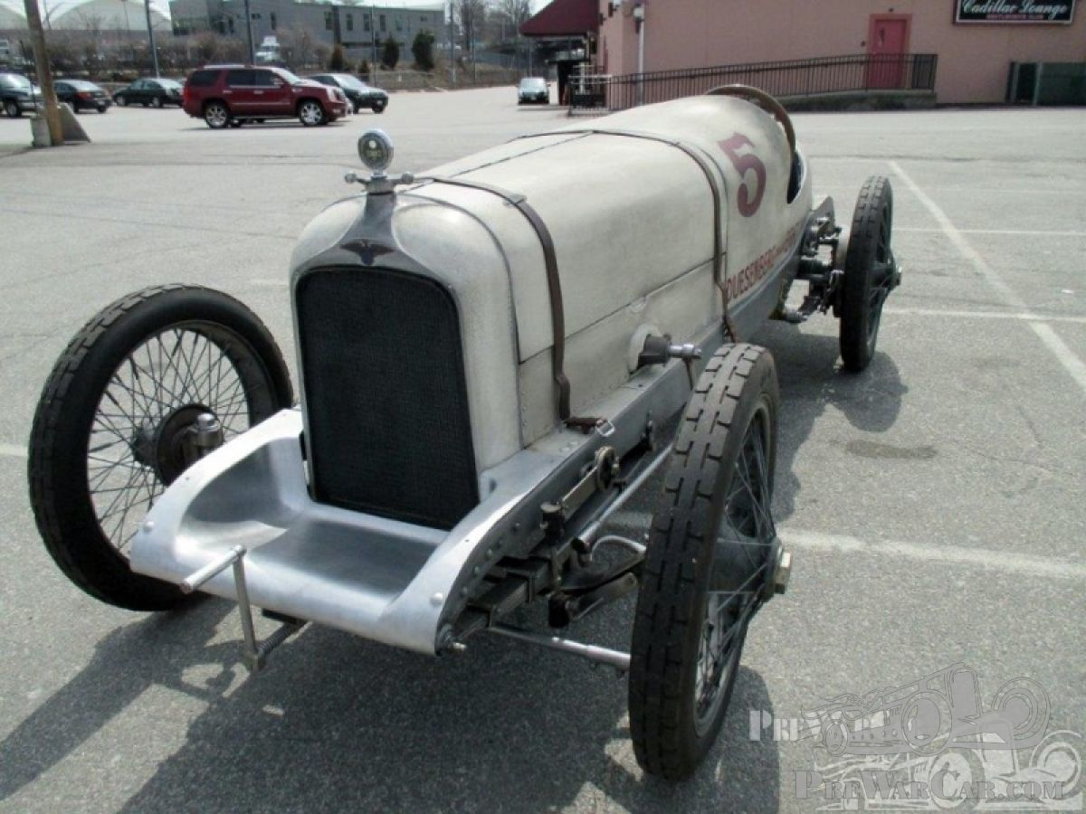 Car Duesenberg race car 1920 for sale - PreWarCar