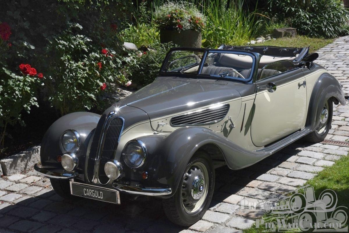 car bmw 327 sport cabriolet 1940 for sale prewarcar. Black Bedroom Furniture Sets. Home Design Ideas