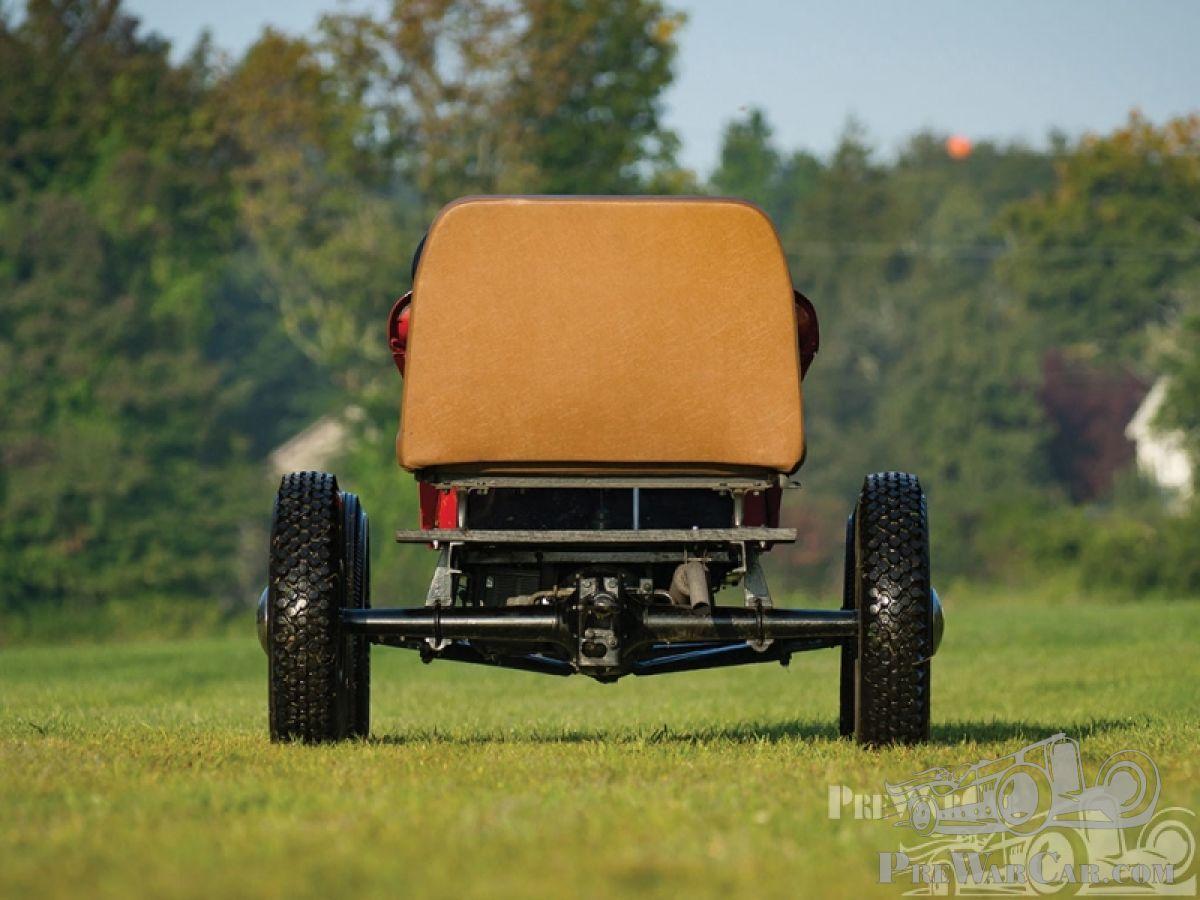 Car Worthington Model A Tractor 1929 for sale - PreWarCar