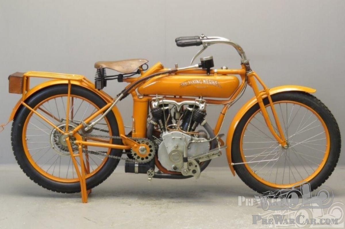 Motorbike Flying Merkel 9HP 1916 for sale - PreWarCar 7e0467cd3