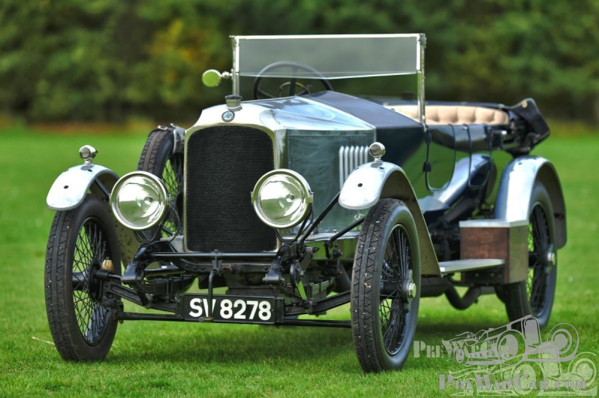 Car Vauxhall 30-98 E-type Velox Tourer 1920 for sale - PreWarCar