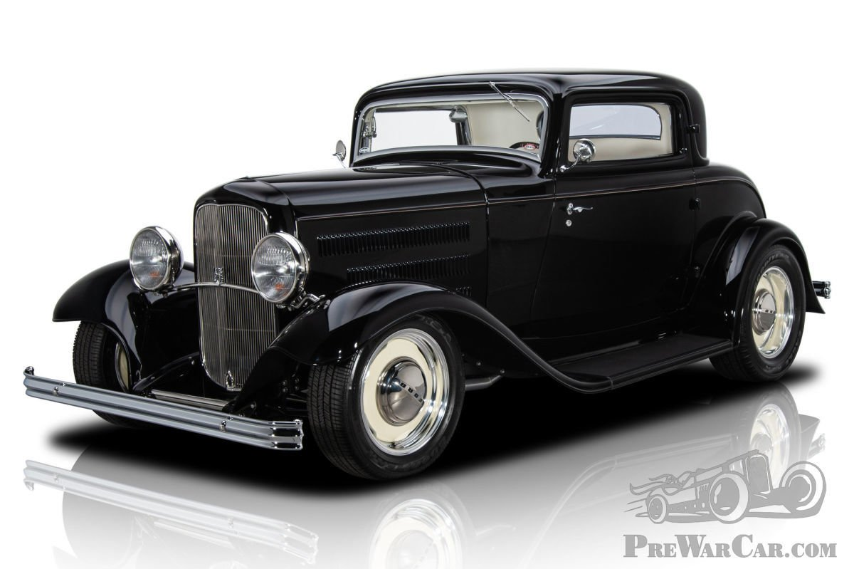 Car Ford Coupe 1932 for sale - PreWarCar