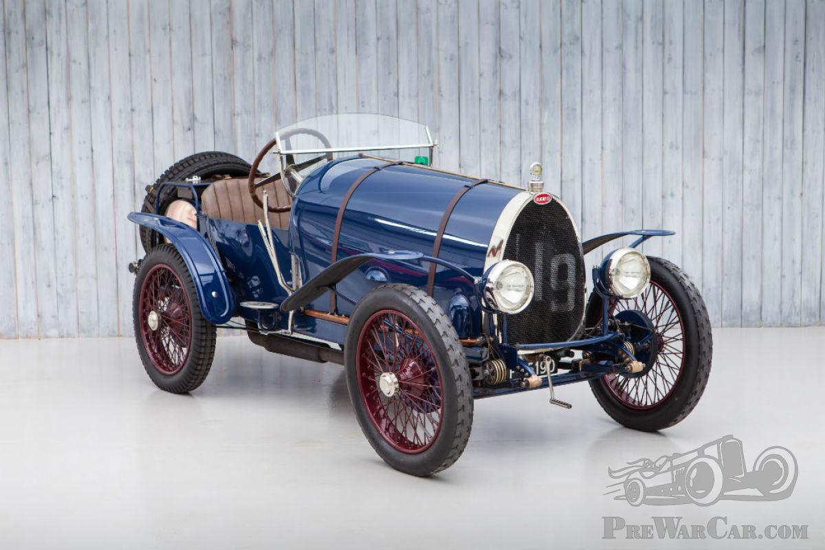 Car Bugatti Brescia 1920 For Sale Prewarcar
