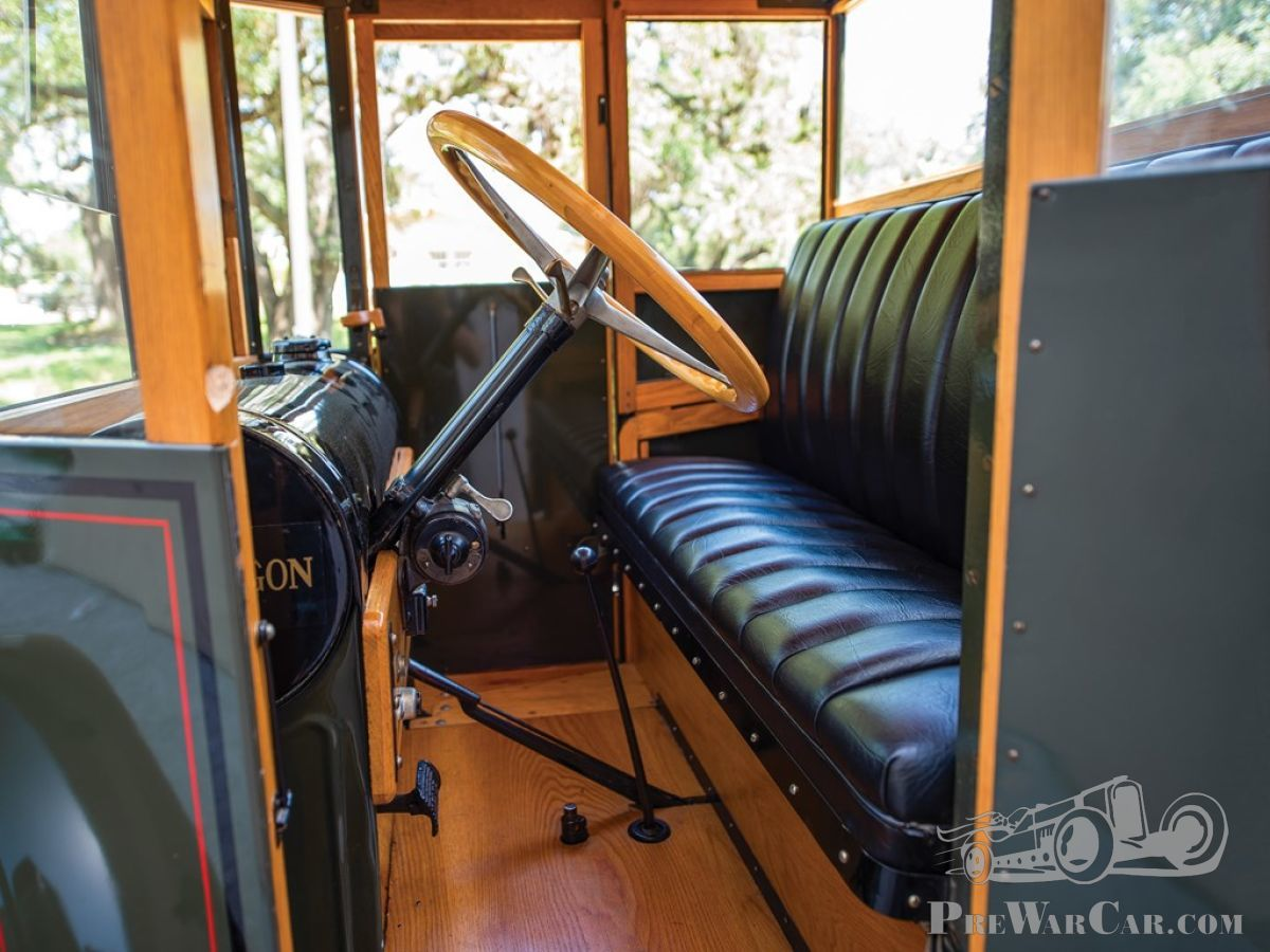 Car REO Model G Speed Wagon Delivery Truck 1926 for sale