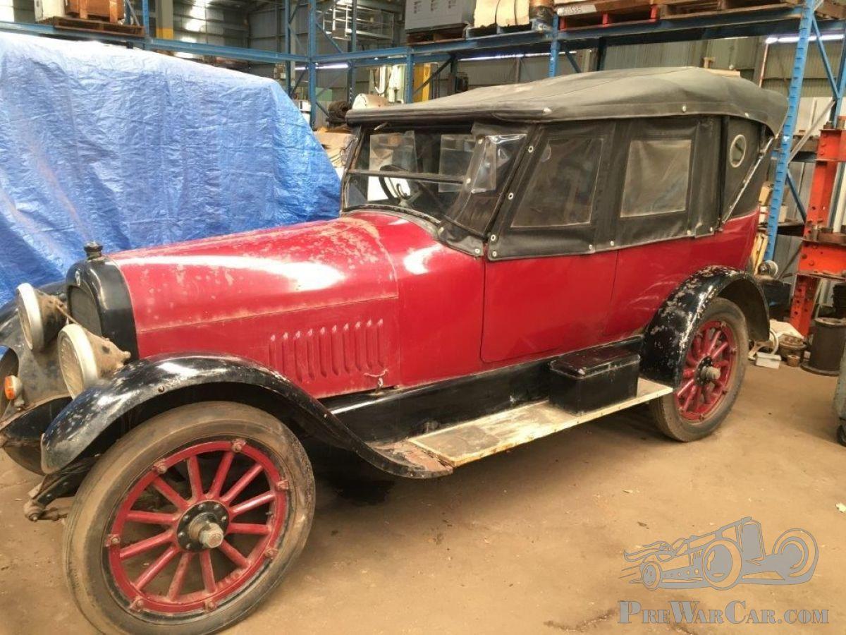 Car Studebaker Light Six 1919 For Sale
