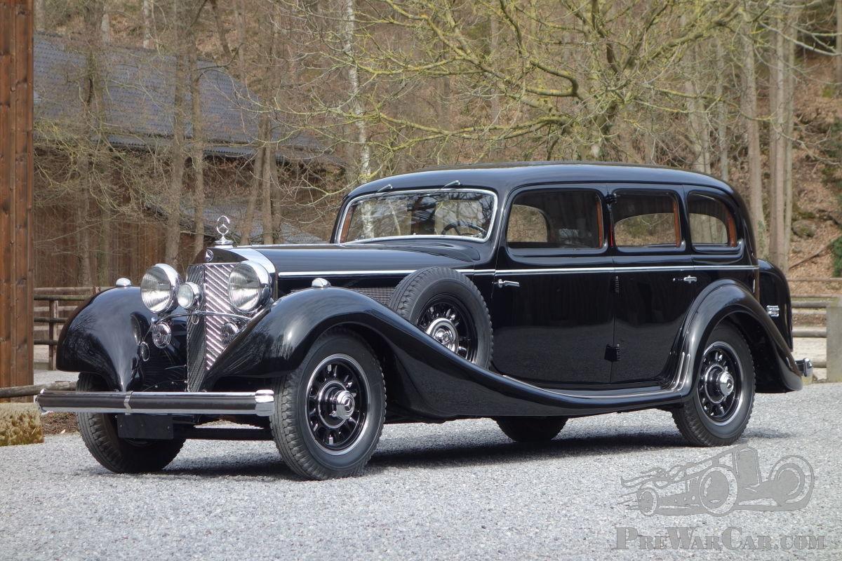 Car Mercedes-Benz 770 K 1937 for sale - PreWarCar