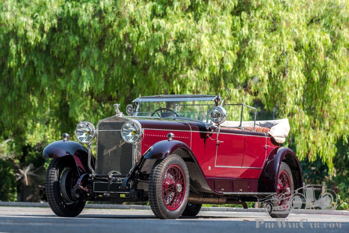 Image result for artcurial 2019 1926 Hispano-Suiza H6B Million Guiet Double Phaeton