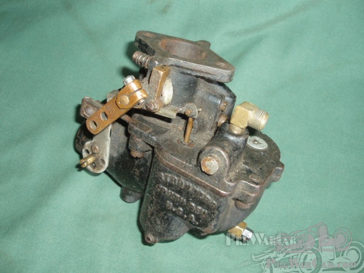 Part Stromberg Carburettor & parts Concours for sale - PreWarCar