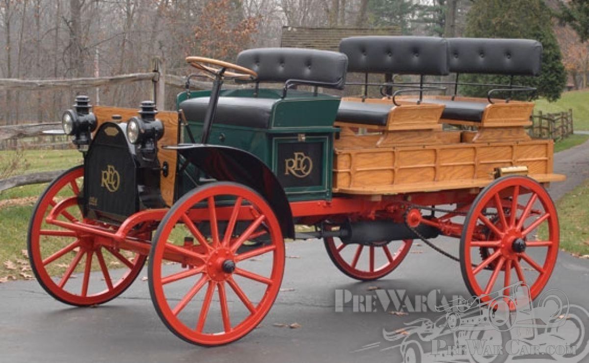 Car REO Depot Truck 1914 for sale - PreWarCar
