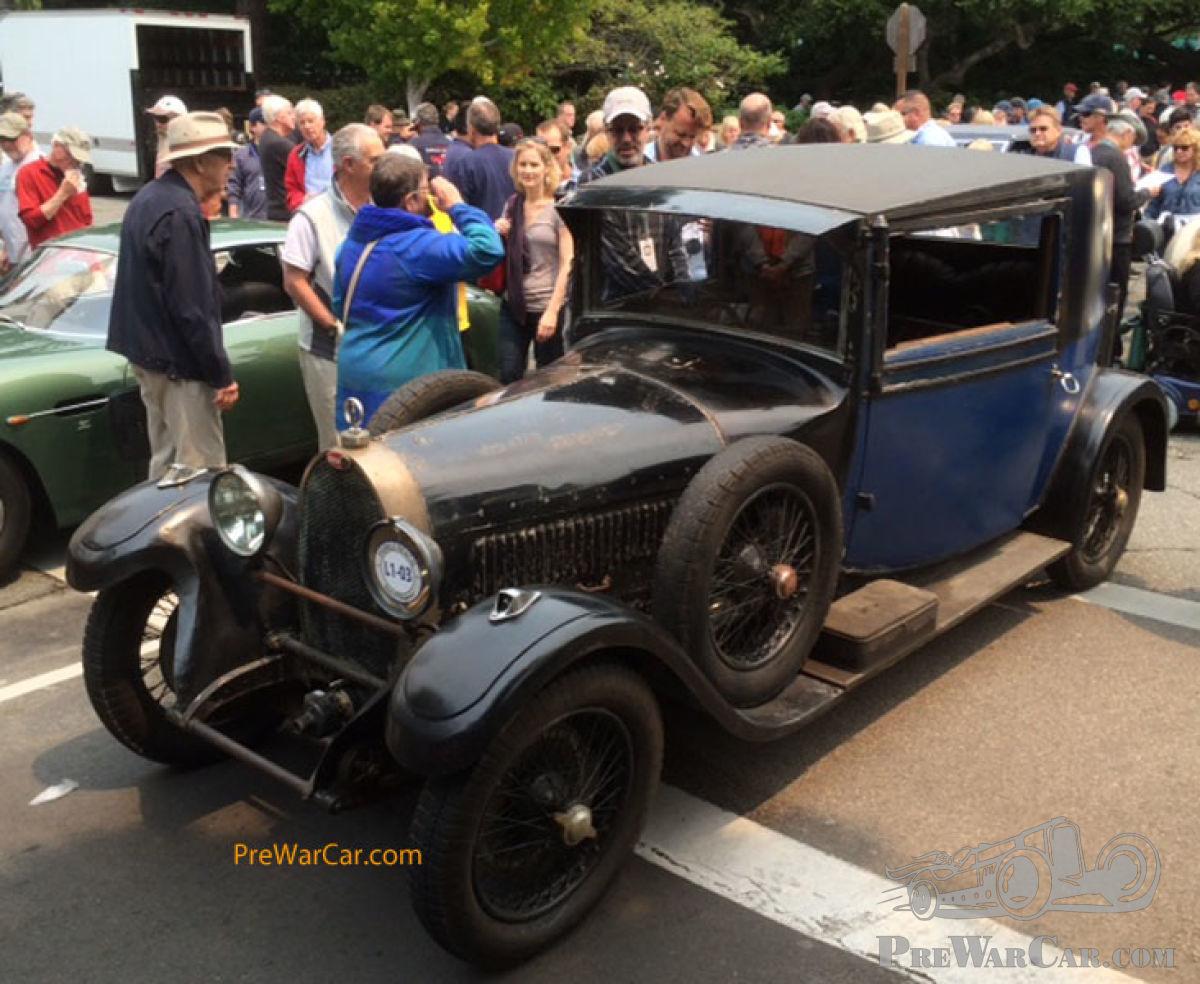 Best Of Show Pebble Beach 2016 A Wellknown 1936 Lancia Astura Pinin Mercury Monarch Fuse Box Location Farina Cabriolet