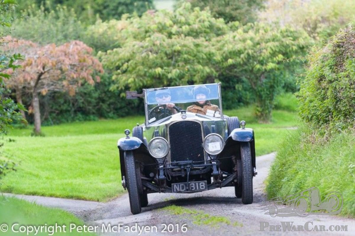 Vscc Welsh Weekend Trial And Rally Results Mercury Monarch Fuse Box Location