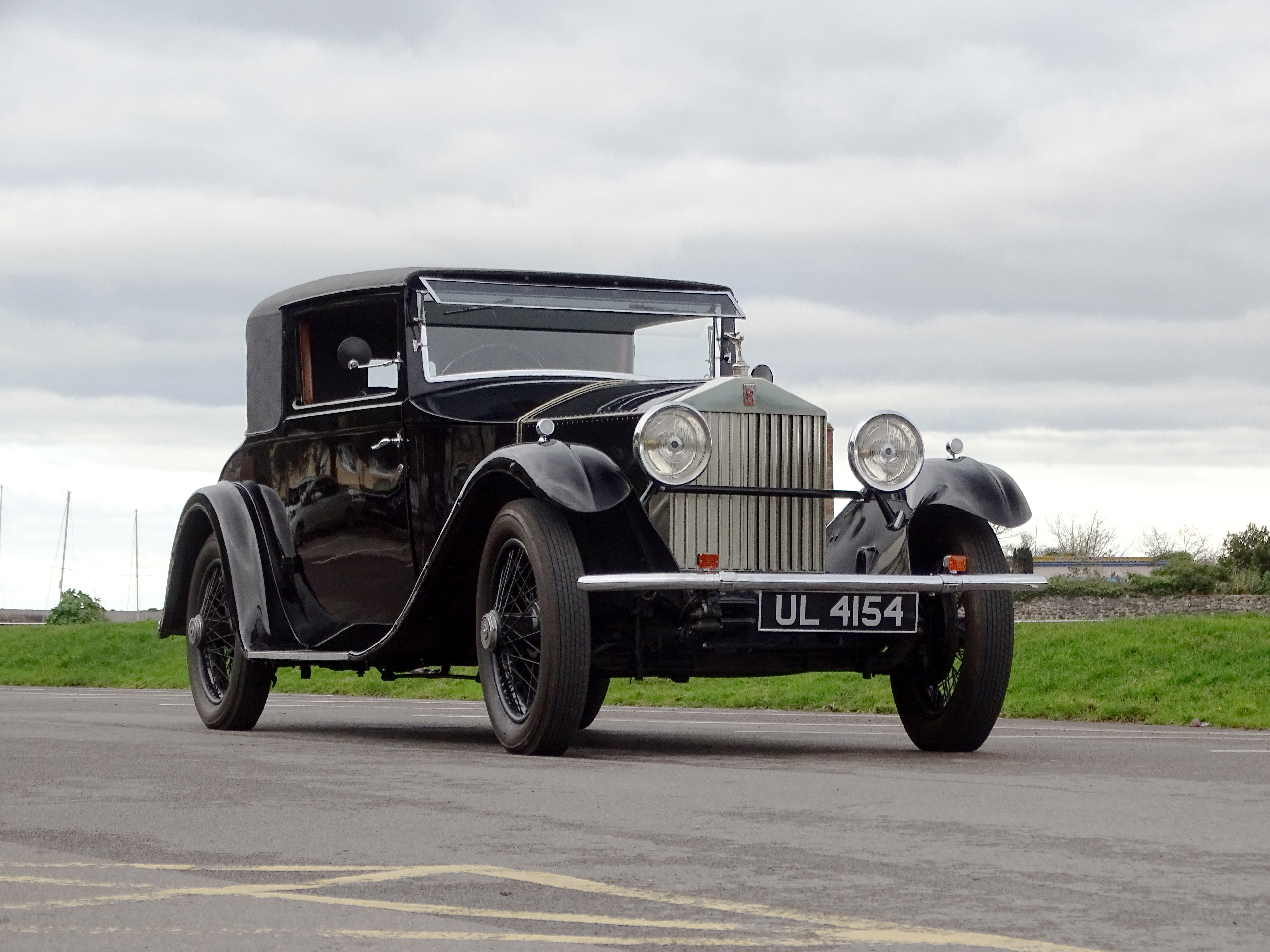 Hh Classics On The Rise Again At Duxford Sale Mercury Monarch Fuse Box Location Rolls Royce2020hp20coupe